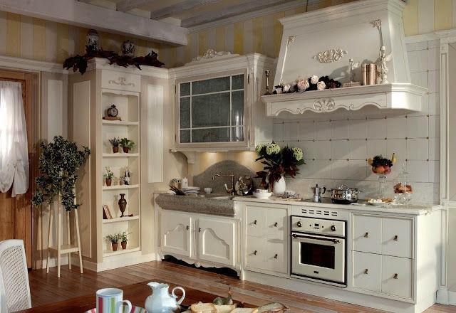 Кухня в стиле прованс: цветовая гамма, материалы, мебель и аксессуары