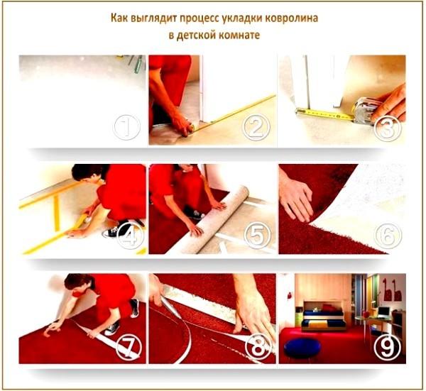 Мягкий пол для детской комнаты: особенности, виды, выбор и уход