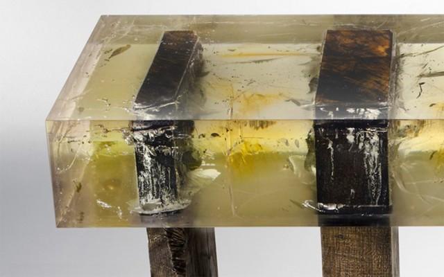 Прозрачная эпоксидная смола для заливки: что это такое, как пользоваться