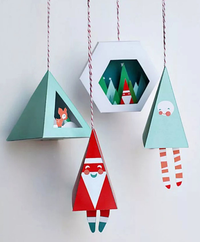 Оригами на Новый год своими руками: интересные идеи