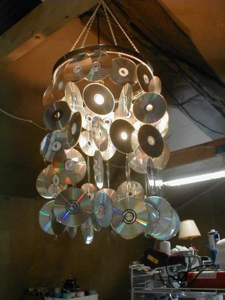 Поделки из дисков: оригинальные идеи, пошаговые инструкции