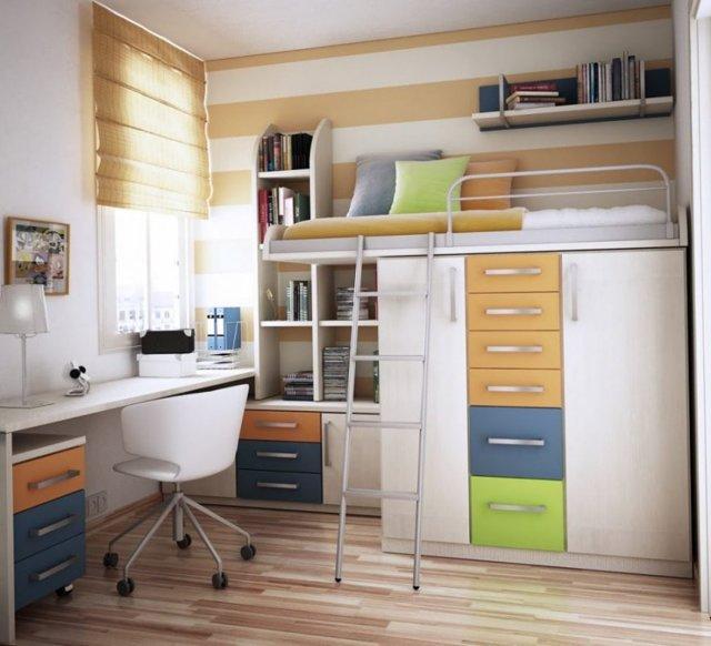 Спальня в стиле лофт: идеи и интерьерные решения