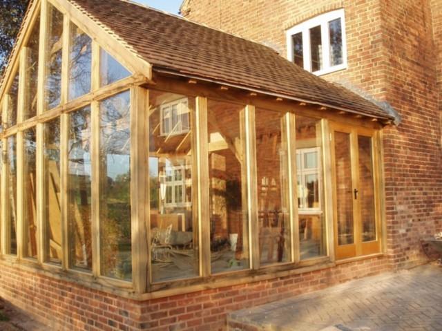 Пристройка к деревянному дому: проекты, фото и примеры