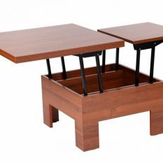 Мебель трансформер для малогабаритной квартиры: фото-идеи
