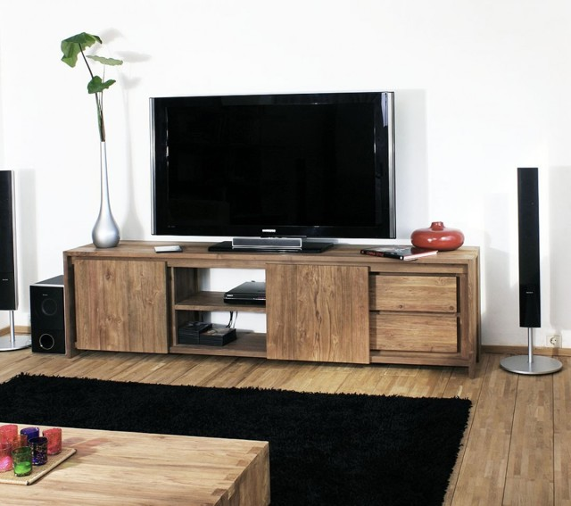 Тумба под телевизор в современном стиле: фото, секреты выбора