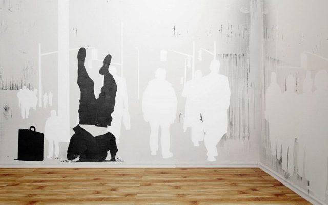 Трафареты для стен под покраску: распечатать и нарисовать