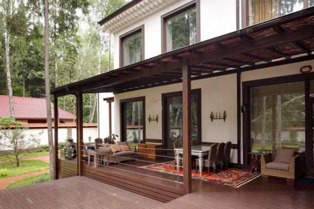 Террасы и веранды к дому: фото и советы по выбору проекта