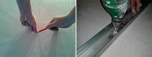 Перегородки из гипсокартона своими руками пошаговая инструкция