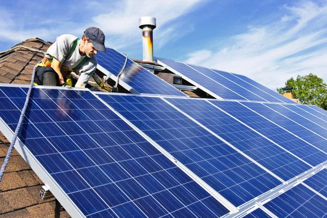 Солнечные батареи для дома: стоимость комплекта и монтаж