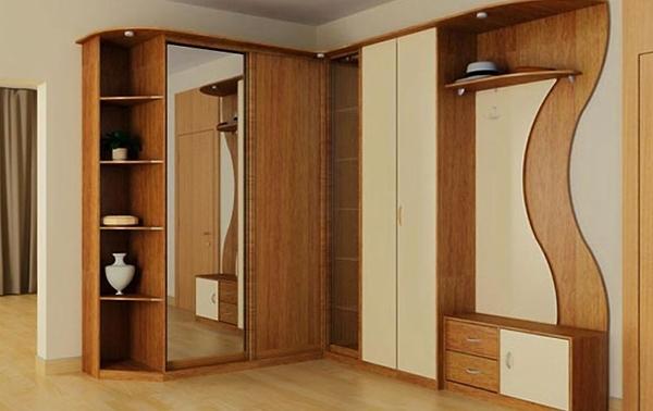 Шкаф-купе в прихожую: дизайн, фото-идеи интересных вариантов