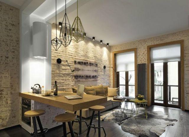 Светильники в стиле лофт: оригинальные идеи, конструкции, модели