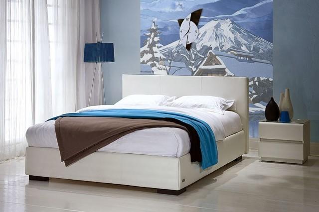 Кровать с ящиками: правильный выбор функциональности