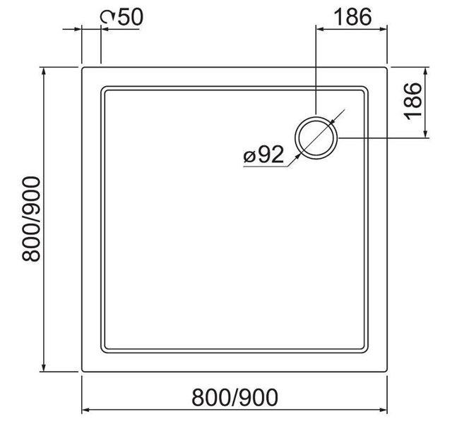 Поддоны для душевой кабины: формы и размеры, выбор и монтаж