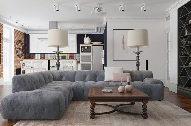 Ремонт однокомнатной квартиры: фото