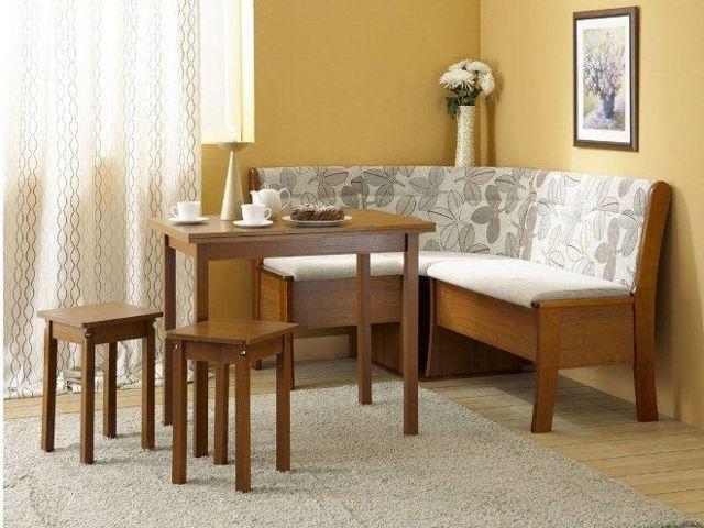 Кухонный уголок со спальным местом: как выбрать лучший