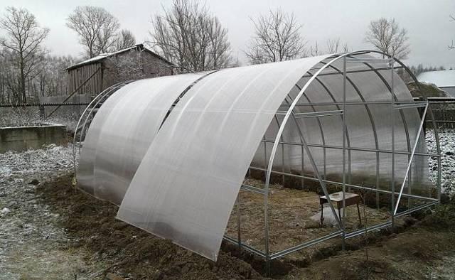 Самые лучшие проекты теплицы своими руками для лета и зимы
