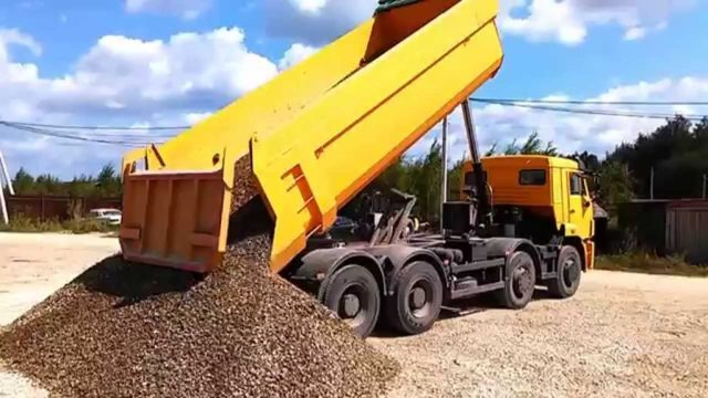 Сколько весит куб песка и сколько его помещается в кузов КАМАЗа?