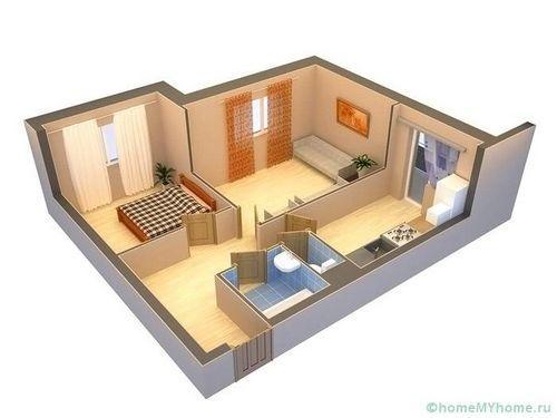 Перепланировка квартиры: что можно, а что нельзя? Изучаем вместе.