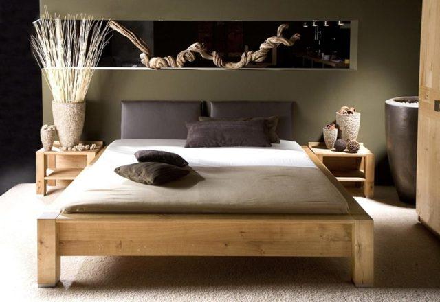 Кровать своими руками из дерева: пошаговая инструкция с фото