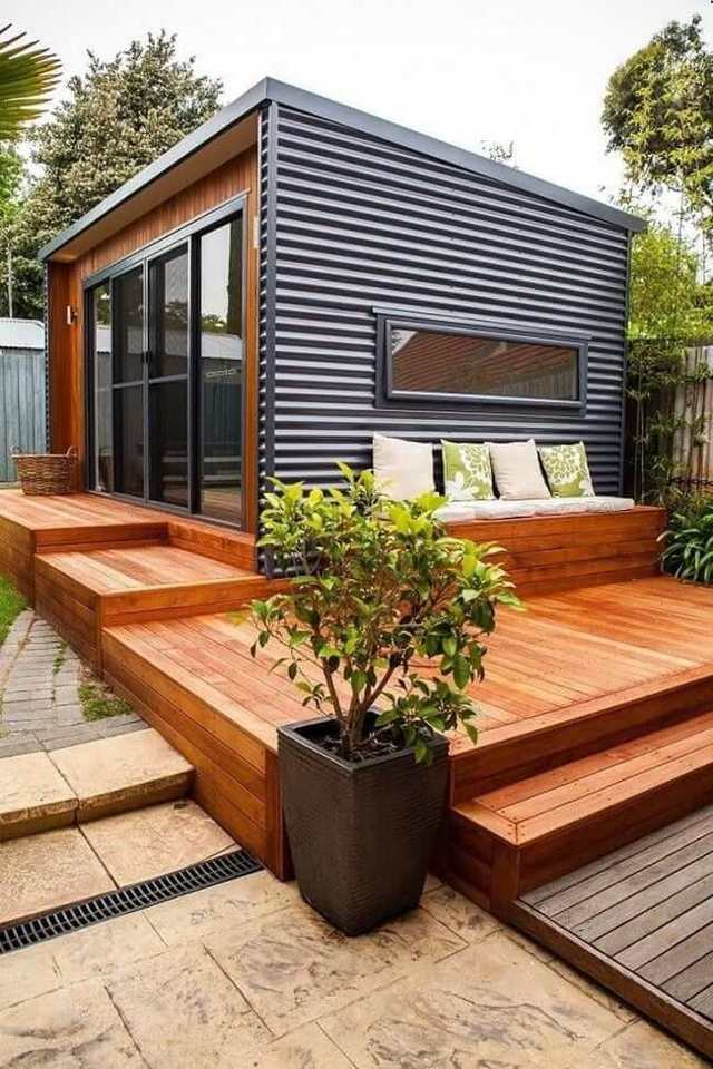 Летняя кухня на даче. Проекты, фото, интересные идеи