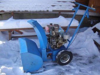 Снегоуборочная машина своими руками: пошаговая инструкция, видео