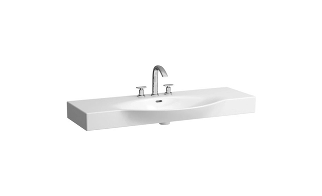 Раковина для ванны накладная на столешницу: виды и выбор
