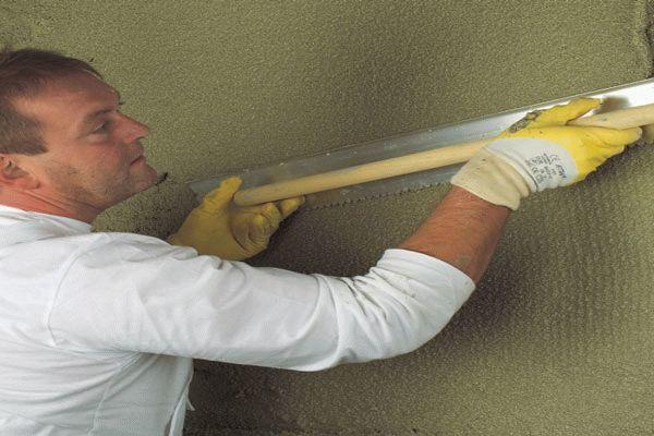 Фактурная штукатурка для стен: фото, видео инструкция нанесения