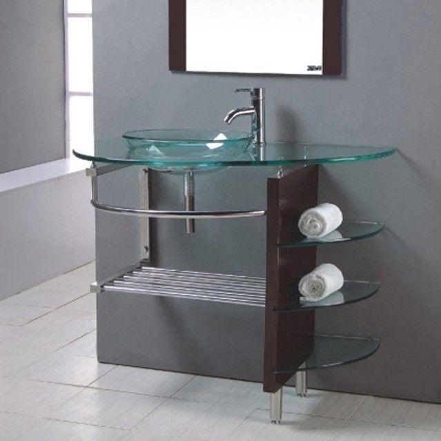 Столешница для ванной комнаты под раковину: выбор, установка