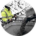 При какой температуре можно заливать бетон: полезные советы