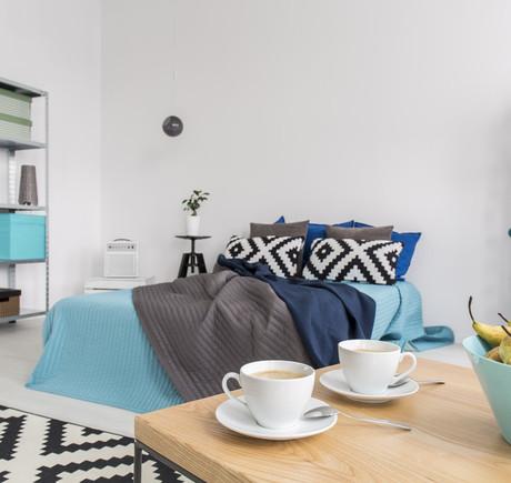 Холодные цвета и тёплые цвета в интерьере: о важности цвета в интерьере жилища