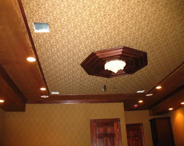 Тканевые натяжные потолки: подбираем красивое полотно из ткани на потолок
