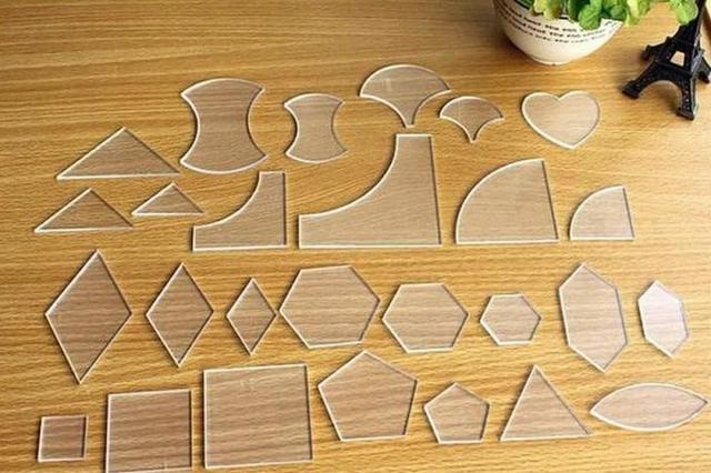 Лоскутное шитьё (пэчворк): схемы и шаблоны