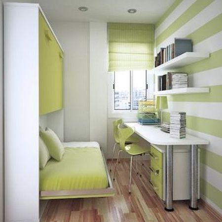 Кровать трансформер для малогабаритной квартиры: разновидности