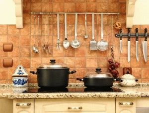 Плитка для кухни на фартук: виды, варианты и правила укладки