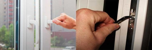 Пластиковое окно не закрывается: неполадки, способы их устранения