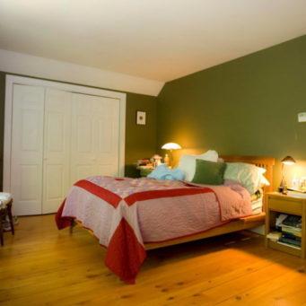 Покраска стен в квартире: дизайн, фото галерея, выбор краски