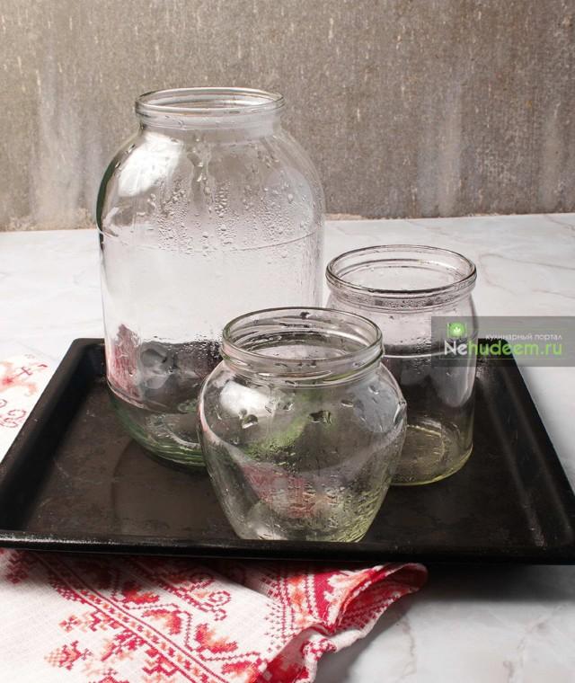 Стерилизация банок в духовке: этапы, нюансы, подготовка