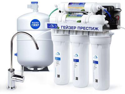 Фильтры для воды под мойку какой лучше и надежнее?