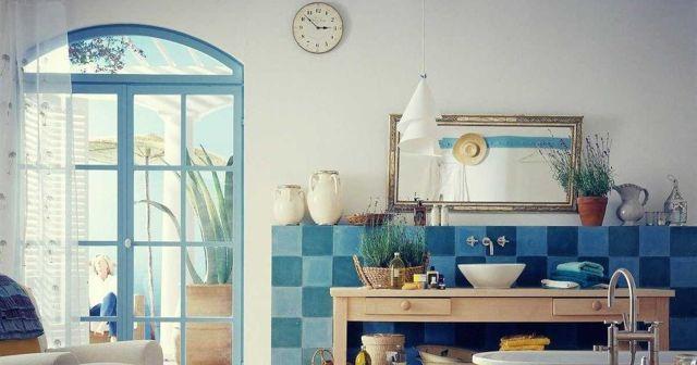 Средиземноморский стиль в интерьере: фото, концепция и характерные черты