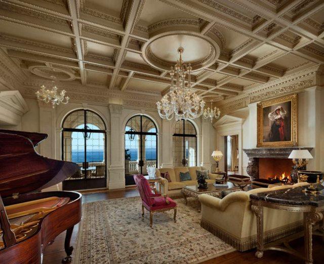 Стиль барокко в интерьере: роскошное и богатое оформление своего дома или квартиры