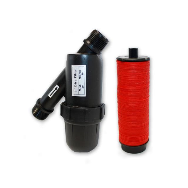 Проточный магистральный фильтр для воды для квартиры и дачи