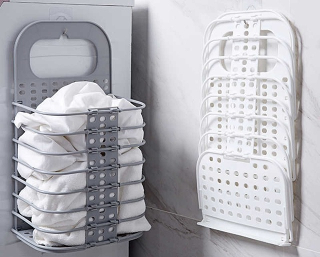Корзина для белья в ванную: готовые изделия и инструкция для самостоятельного изготовления