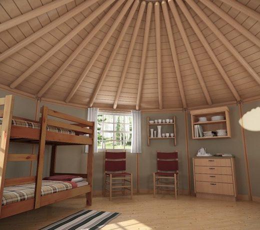 Сборный дом из дерева: традиционные и новые технологии строительства