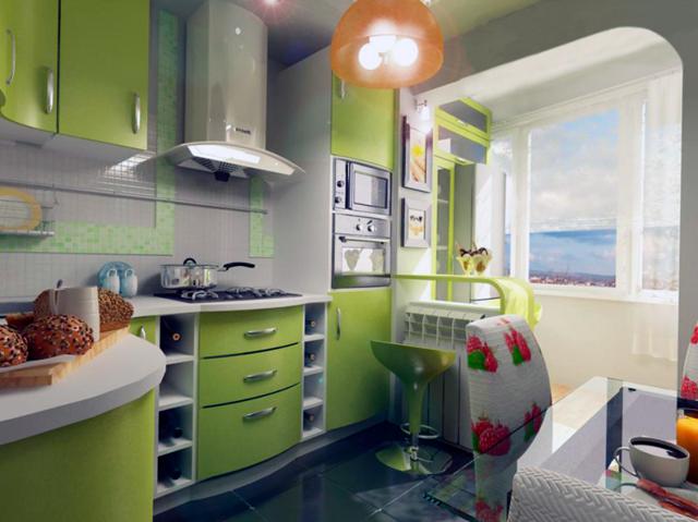 Ремонт кухни: дизайн, реальные фото, проекты, стили, оснащение