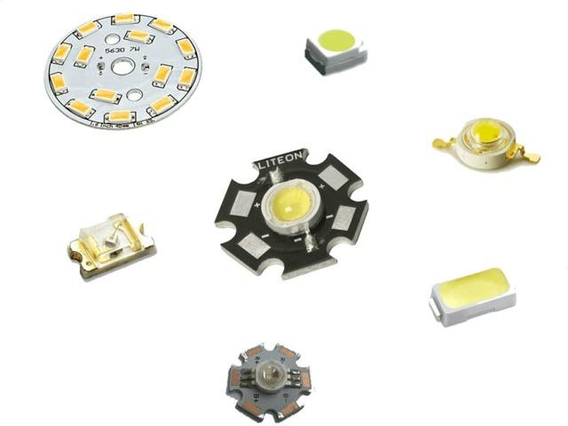 Характеристики светодиодов и отличительные особенности