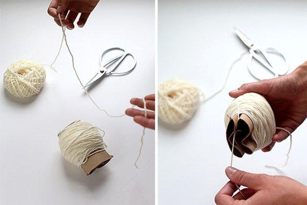 Коврик из помпонов своими руками: креативные идеи